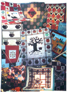 Quilts over the years